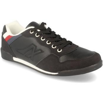 Sapatos Homem Sapatilhas Kalasity WH9803 Negro