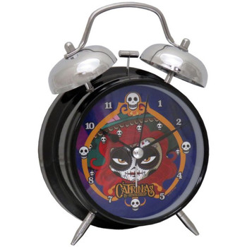 Relógios & jóias Relógios Analógicos Catrinas RD-02-CT Negro