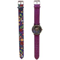 Relógios & jóias Rapariga Relógios Analógicos Catrinas W-01-CT Morado