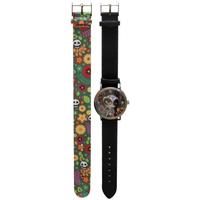 Relógios & jóias Rapariga Relógios Analógicos Catrinas W-02-CT Negro