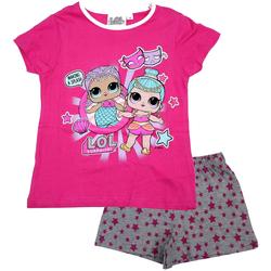Textil Rapariga Pijamas / Camisas de dormir Lol SE7467.100 Rosa