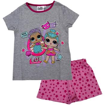 Textil Rapariga Pijamas / Camisas de dormir Lol SE7467.100 Gris