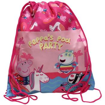 Malas Rapariga Mochila Peppa Pig MC-93-PG Rosa