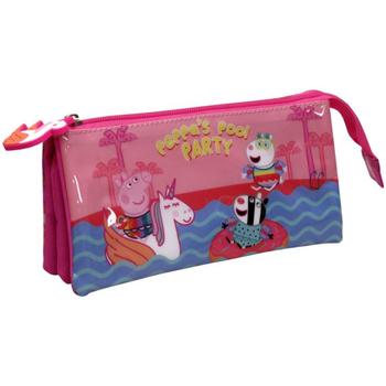 Malas Rapariga Estojo Peppa Pig PT-93-PG Rosa