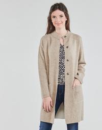 Textil Mulher Casacos Benetton 1132E9071-62U Bege