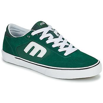 Sapatos Homem Sapatilhas Etnies WINDROW VULC Verde / Branco