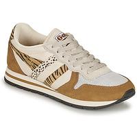 Sapatos Mulher Sapatilhas Gola DAYTONA SAFARI Zebra / Camel