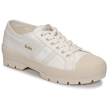 Sapatos Mulher Sapatilhas Gola COASTER PEAK Cru