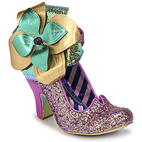 Sapatos Mulher Escarpim Irregular Choice CHRYSALIS Violeta