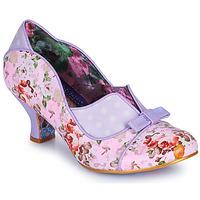 Sapatos Mulher Escarpim Irregular Choice HOLD UP Violeta