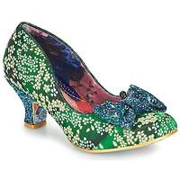 Sapatos Mulher Escarpim Irregular Choice DAZZLE RAZZLE Verde / Azul