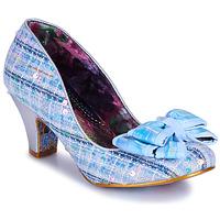 Sapatos Mulher Escarpim Irregular Choice BAN JOE Azul