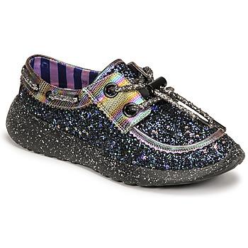 Sapatos Mulher Sapatilhas Irregular Choice SKYLAR Preto