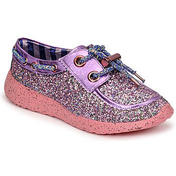 Sapatos Mulher Sapatilhas Irregular Choice SKYLAR Violeta