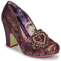 Sapatos Mulher Escarpim Irregular Choice LE GRAND AMOUR Rosa