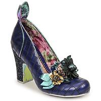 Sapatos Mulher Escarpim Irregular Choice BUNNY BOO Azul