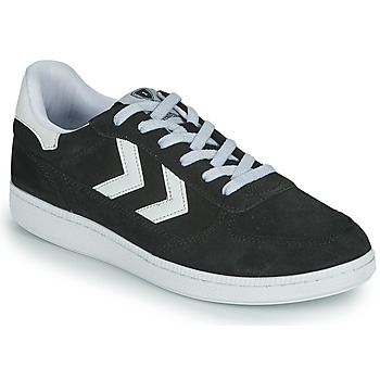 Sapatos Homem Sapatilhas Hummel VICTORY Preto