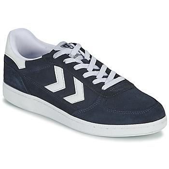 Sapatos Homem Sapatilhas Hummel VICTORY Azul