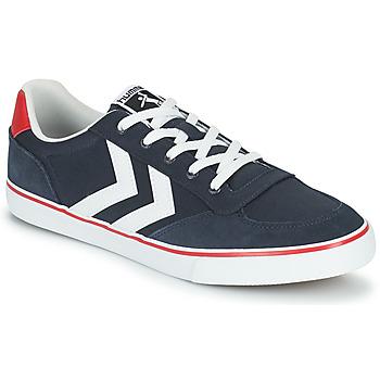 Sapatos Homem Sapatilhas Hummel STADIL LOW OGC 3.0 Azul