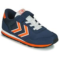 Sapatos Criança Sapatilhas Hummel REFLEX JR Azul