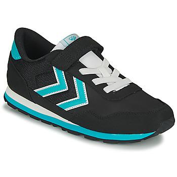 Sapatos Criança Sapatilhas Hummel REFLEX JR Preto