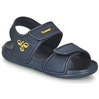 Sapatos Criança Sandálias desportivas Hummel PLAYA JR Azul