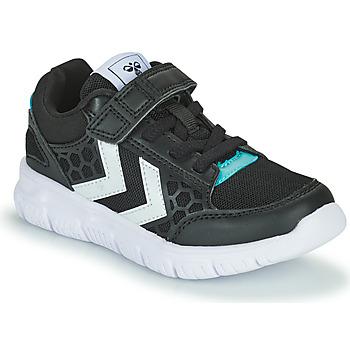 Sapatos Criança Sapatilhas Hummel CROSSLITE JR Preto