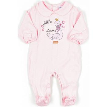 Textil Criança Pijamas / Camisas de dormir Yatsi Pelele Bebe Rosa
