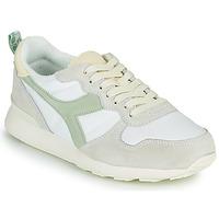 Sapatos Mulher Sapatilhas Diadora CAMARO ICONA WN Branco / Verde