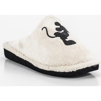 Sapatos Mulher Chinelos Berevere IN0508 blanc