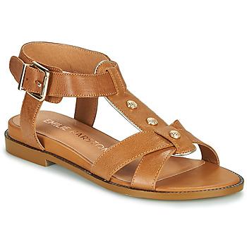 Sapatos Mulher Sandálias Karston SOCAS Camel