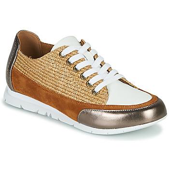 Sapatos Mulher Sapatilhas Karston CAMINO Castanho / Bronze