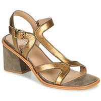 Sapatos Mulher Sandálias Karston PSOK Cáqui / Bronze