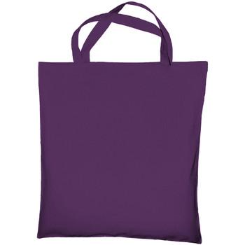 Malas Cabas / Sac shopping Bags By Jassz 3842SH Lilás