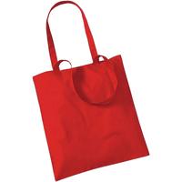 Malas Cabas / Sac shopping Westford Mill W101 Vermelho Brilhante