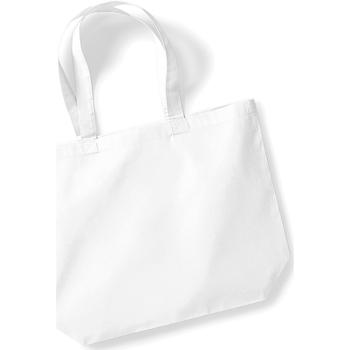 Malas Mulher Cabas / Sac shopping Westford Mill W125 Branco
