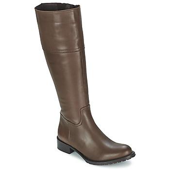 Sapatos Mulher Botas Betty London CAVAK Castanho