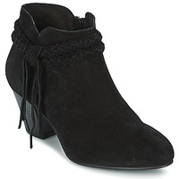 Sapatos Mulher Botins Betty London CROUTILLE Preto