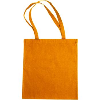 Malas Cabas / Sac shopping Bags By Jassz 3842LH Tangerina