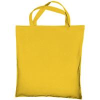 Malas Cabas / Sac shopping Bags By Jassz 3842SH Amarelo