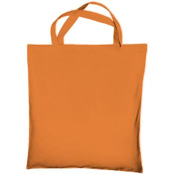 Malas Cabas / Sac shopping Bags By Jassz 3842SH Tangerina