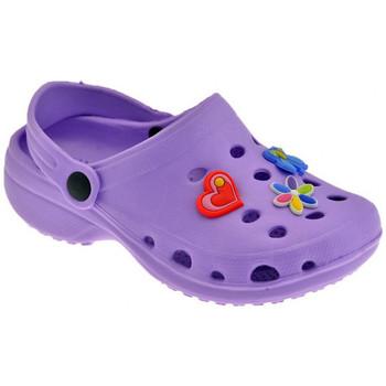 Sapatos Rapariga Sandálias Medori  Violeta