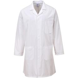 Textil Casacos Portwest  Branco
