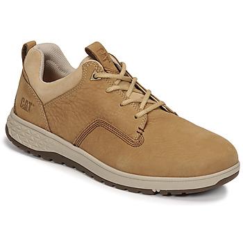 Sapatos Homem Sapatilhas Caterpillar TITUS Bege
