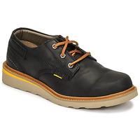 Sapatos Homem Sapatos Caterpillar JACKSON LOW Preto
