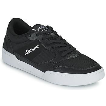 Sapatos Homem Sapatilhas Ellesse USTICA Preto