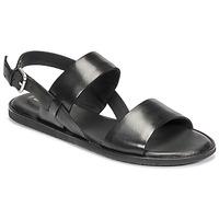 Sapatos Mulher Sandálias Clarks KARSEA STRAP Preto