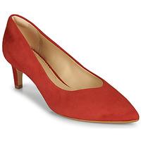 Sapatos Mulher Escarpim Clarks LAINA55 COURT2 Vermelho