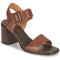Sapatos Mulher Sandálias Clarks LANDRA70 STRAP Castanho