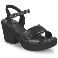 Sapatos Mulher Sandálias Clarks MARITSA70STRAP Preto